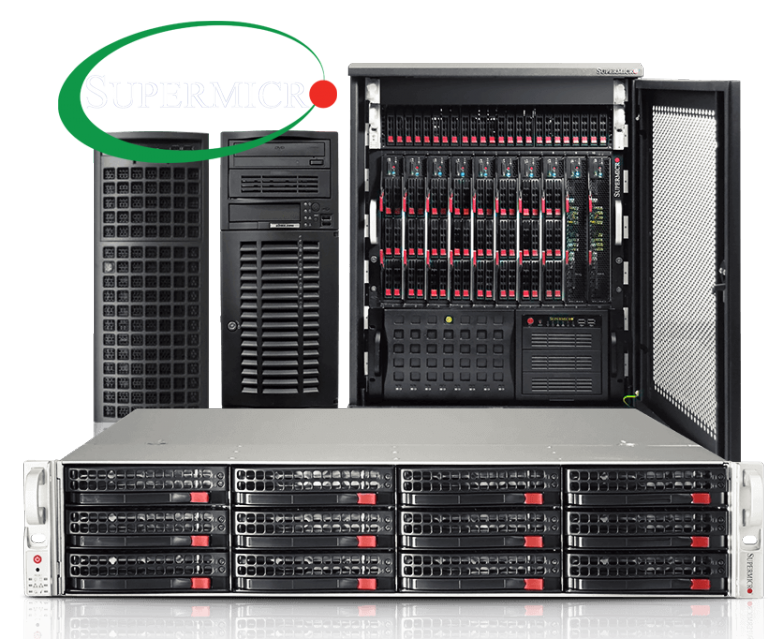 Supermicro Estonia